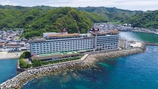 小湊温泉 鴨川ホテル三日月施設全景