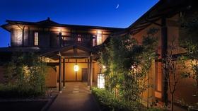 伊豆高原温泉 全室露天風呂付 二階家離れの宿 お宿うち山施設全景