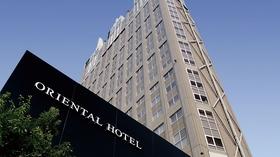 オリエンタルホテル広島施設全景