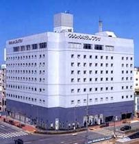 米子ワシントンホテルプラザ施設全景