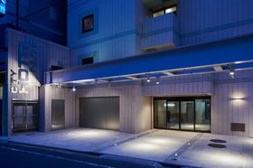 新宿CITY HOTEL N.U.T.S東京施設全景