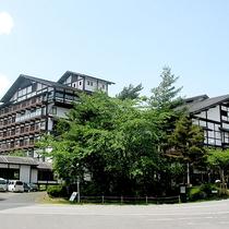 国民宿舎 サンホテル衣川荘