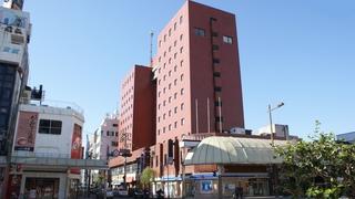 アリストンホテル宮崎(2018年10月19日より全室禁煙リニューアルオープン)施設全景