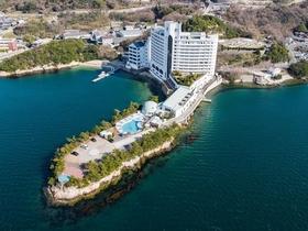 ベイリゾートホテル小豆島施設全景