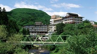 志戸平温泉 湯の杜 ホテル志戸平施設全景