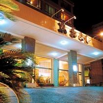 伊豆熱川温泉 ホテル志なよし施設全景