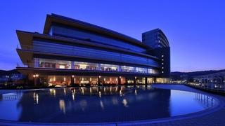 琵琶湖ホテル施設全景