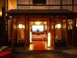 稲取温泉 貸切風呂の宿 稲取赤尾ホテル施設全景