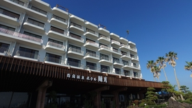 指宿温泉 ホテル翔月施設全景