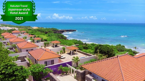 Villabu Resort ヴィラブ リゾート <伊良部島>施設全景
