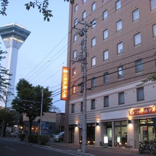 函館リッチホテル五稜郭施設全景