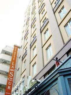 ホテルモントレ ラ・スールギンザ施設全景