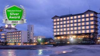 皆生温泉 皆生シーサイドホテル 海の四季施設全景
