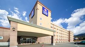 ベッセルホテル東広島施設全景