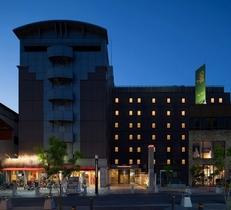奈良ワシントンホテルプラザ施設全景