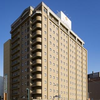 プレミアホテル―CABIN―旭川(旧 天然温泉 ホテルパコ旭川)施設全景