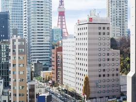 東京虎ノ門東急REIホテル(旧:新橋愛宕山東急REIホテル)施設全景