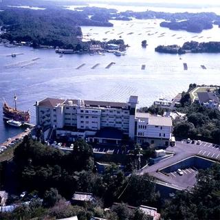 伊勢志摩国立公園 賢島の宿 みち潮施設全景