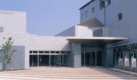 川崎国際交流センターホテル施設全景