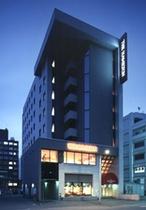 ホテル ハミルトン札幌施設全景