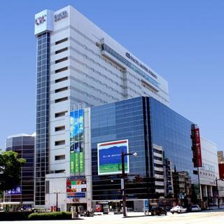 富山エクセルホテル東急施設全景