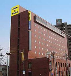 スマイルホテル長野施設全景