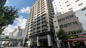 アパホテル<御堂筋本町駅前>施設全景
