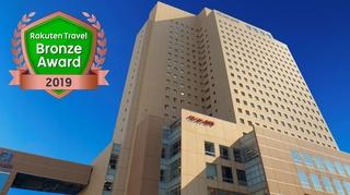 横浜桜木町ワシントンホテル施設全景