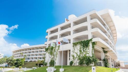 EMウェルネスリゾートコスタビスタ沖縄ホテル&スパ施設全景