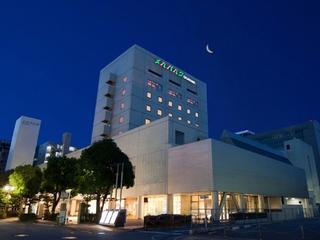 ホテル メルパルク岡山施設全景