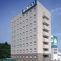 ホテルエコノ亀山施設全景