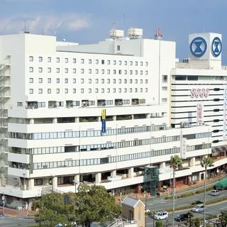 スマイルホテル徳島施設全景