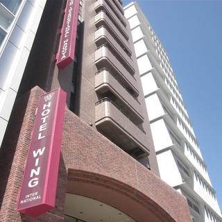 ホテルウィングインターナショナル名古屋施設全景