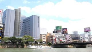 博多エクセルホテル東急施設全景