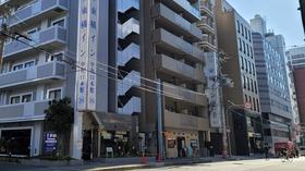 東横イン新大阪中央口本館施設全景
