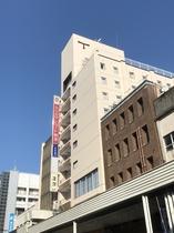 ホテルサンルート熊本施設全景
