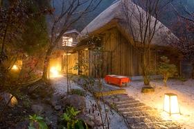 平山温泉 やまと旅館<熊本県>施設全景