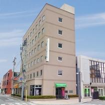 一関グリーンホテル施設全景