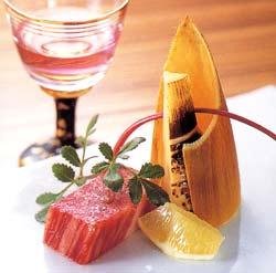 京懐石料理一例