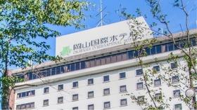 岡山国際ホテル施設全景