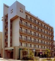 シンプルハートホテル大阪施設全景