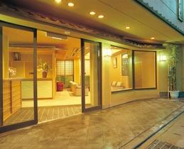 下呂温泉 旅館ますや施設全景