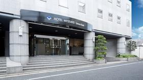 ホテルマイステイズ上野イースト施設全景