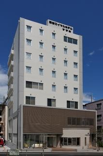 熊谷ロイヤルホテルすずき施設全景