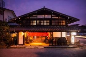 飛騨高山温泉 旅館あすなろ施設全景