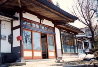 渡辺旅館施設全景