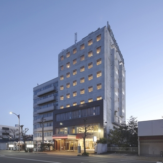 静岡ビクトリヤホテル施設全景