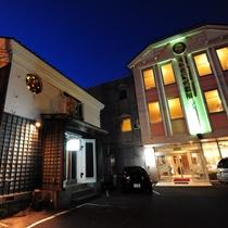 函館元町ホテル施設全景