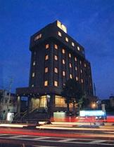久米川ウィングホテル施設全景
