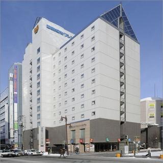 藤田観光ワシントンホテル旭川施設全景